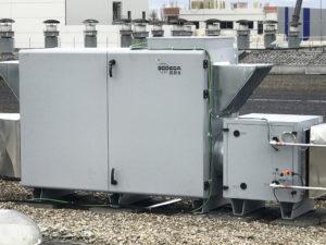 climatizacion y renovación de aire